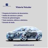laudo cautelar de carro Artur Nogueira