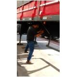 serviço de vistoria em caminhão Americana