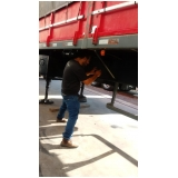 serviço de vistoria veicular para caminhões Americana