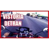 vistoria e transferência de moto