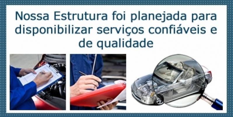 Vistorias Cautelares Automotiva Santa Bárbara D'Oeste - Vistoria Cautelar Automotiva