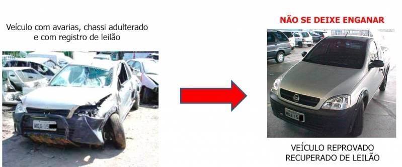 Emissão de Laudo Cautelar Completo Americana - Laudo Cautelar de Veículos