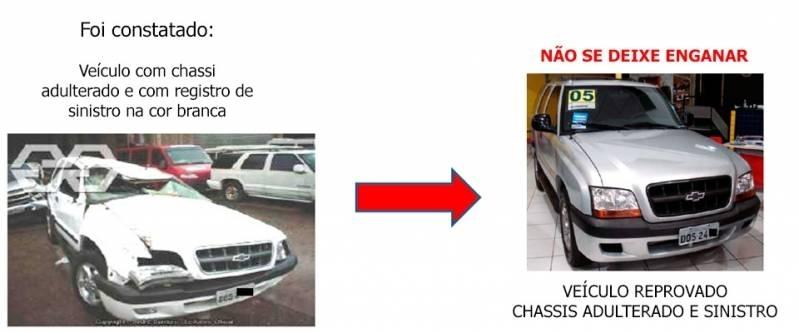 Emissão de Laudo Cautelar Transferência Iracemápolis - Laudo Cautelar para Carro