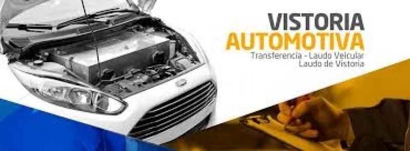 Fazer Vistoria Veicular Transferência Limeira - Vistoria Veicular para Carro
