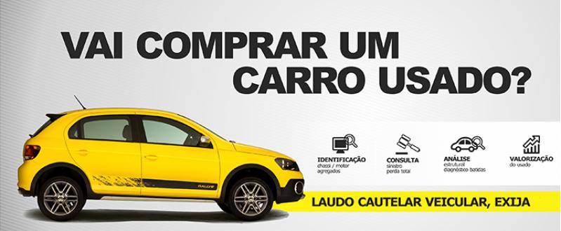 Laudo Cautelar Automotivo Preço Artur Nogueira - Laudo Cautelar de Veículos