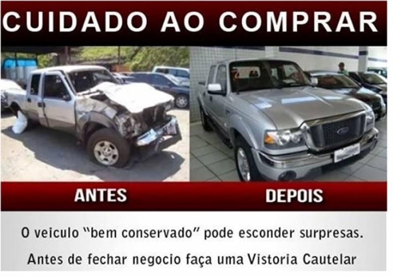 Laudo Cautelar para Transferência Preço Artur Nogueira - Laudo Cautelar de Moto