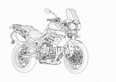 Laudo de Transferência para Moto Americana - Laudo Transferência Veicular