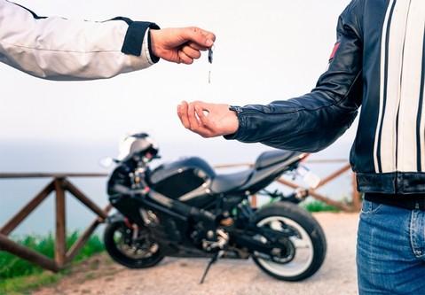 Laudo Transferência Moto Americana - Laudo Transferência de Veiculo
