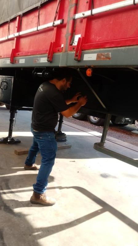 Onde Encontro Vistoria Veicular para Caminhão Americana - Vistoria Veicular para Caminhão