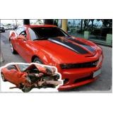 emissão de laudo cautelar de carro Americana