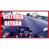 emissão de laudo cautelar moto Americana