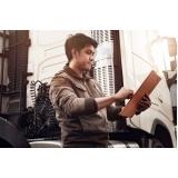 empresa de vistoria veicular de caminhão completa Vila Labaki