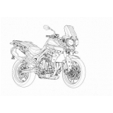 laudo de transferência para moto Santa Bárbara d'Oeste