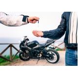 laudo transferência moto Americana