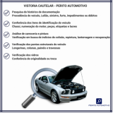 laudos cautelares para carro Artur Nogueira