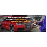 serviço de vistoria para carros novos Limeira