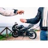 vistoria de moto de transferência preços ANAVEC