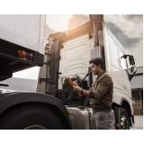 vistoria anual de caminhão