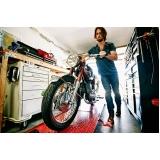 vistoria completa de moto