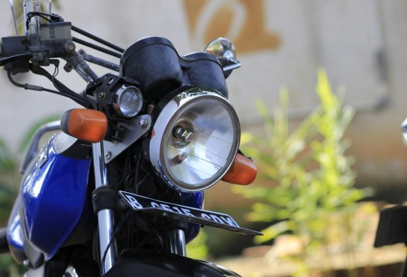 Vistoria Cautelar de Moto Americana - Vistoria Cautelar Veicular