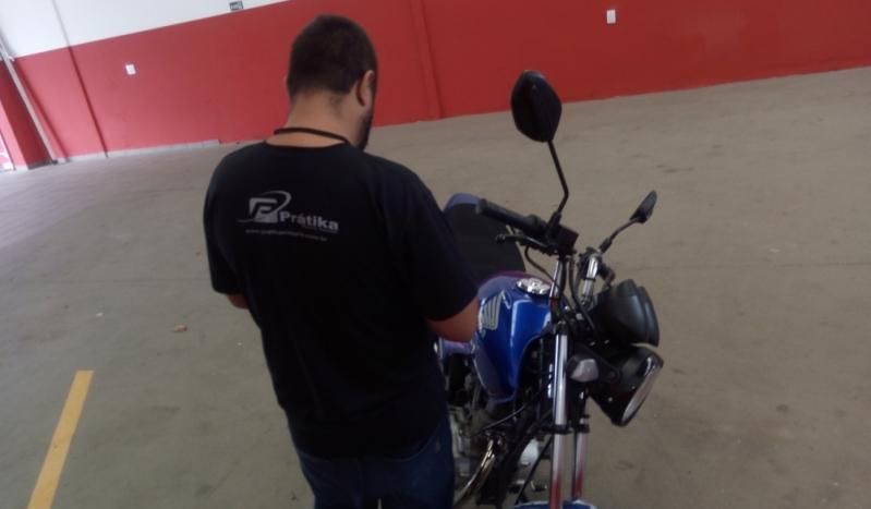 Vistorias Cautelares de Moto Americana - Vistoria Cautelar para Transferência